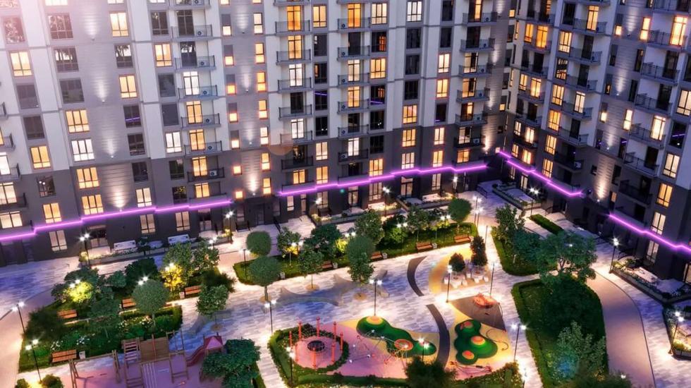 продажа однокомнатной квартиры номер A-136583 в Суворовском районе, фото номер 2